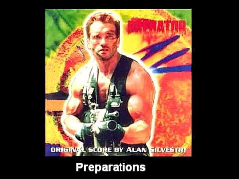 Predator Soundtrack - Preparations