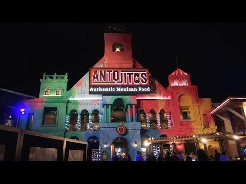 ANTOJITOS Mexican Restaurant at Universal Studios Orlando CityWalk
