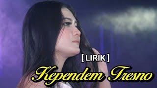 Gambar cover Nella Kharisma - Kependem Tresno [ lirik ]