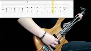 Green Day - She (Bass Cover) (Play Along Tabs In Video)