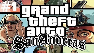 GTA SAN ANDREAS | BLAST FROM THE PAST | EP 1