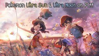 สอนโหลดและติดตั้ง Pokemon Ultra Sun&Moon บน PC (2020)