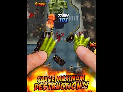 ThumbZilla Android & iOS GamePlay (HD)
