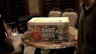 Band Hero Unboxing