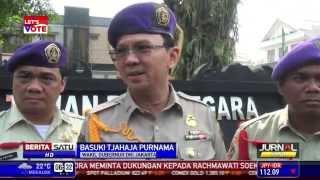 Ahok: Sertijab PLT Gubernur DKI Berlangsung 2 Juni