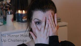 The No Mirror Make Up Challenge | LiddieLoo Thumbnail