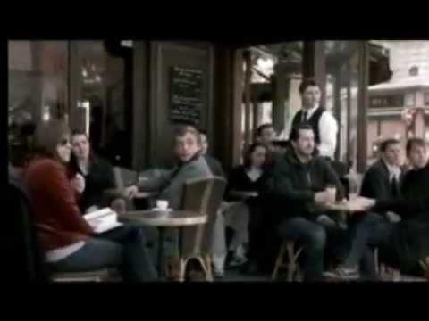 LE PARISIEN ( les 3 pubs )