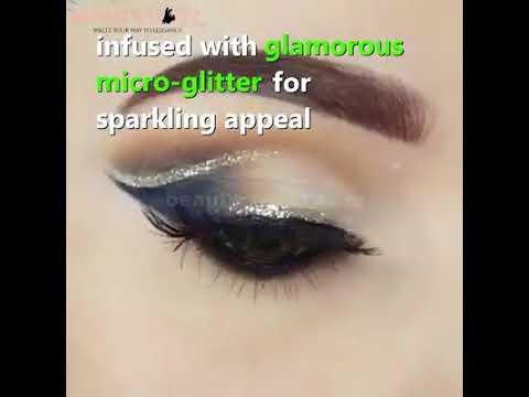 Waterproof Glitter Eyeliner