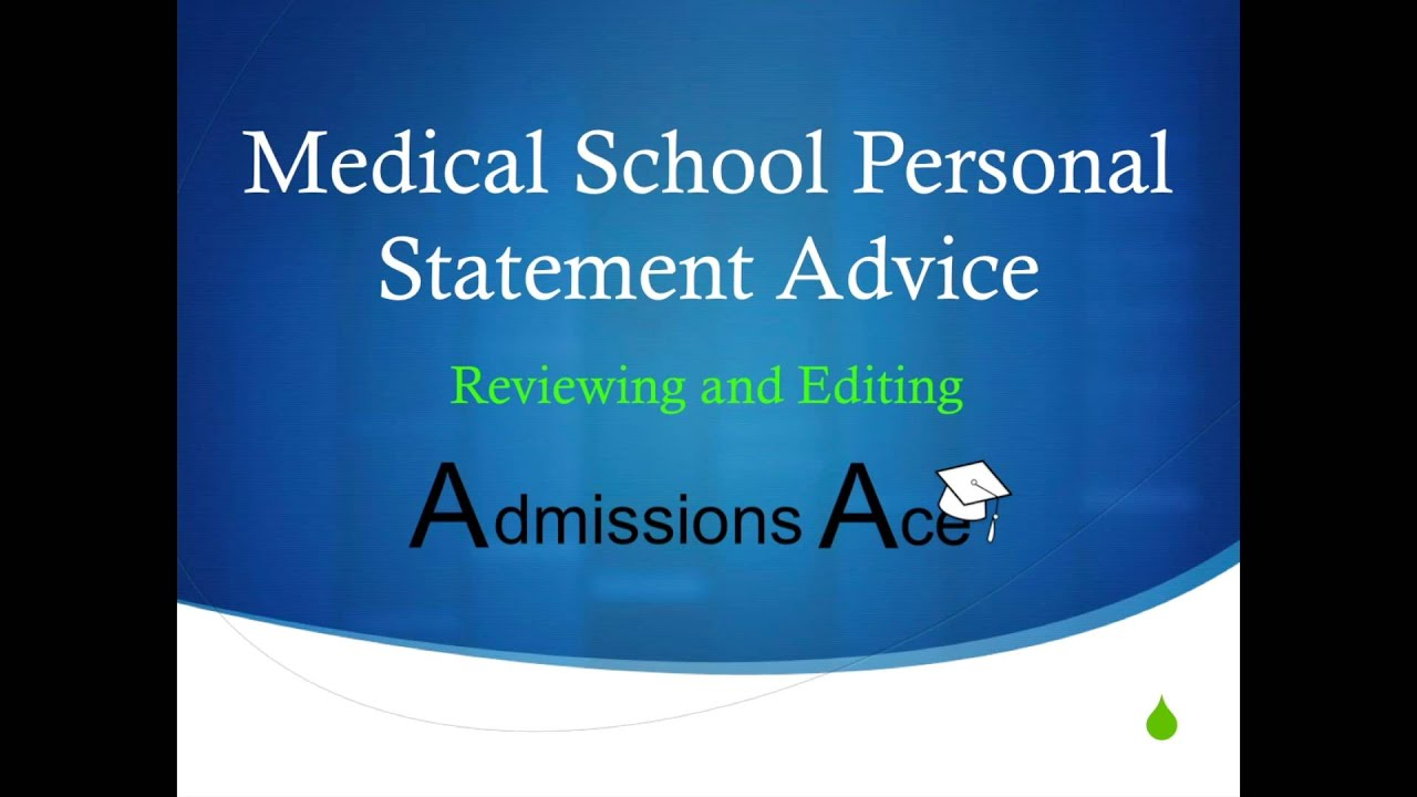 medical school admission essay tips Applying to medical school the talented folks at accepted have helped hundreds of applicants like you get accepted to their dream programs whether you are figuring out where apply, working on your amcas application, working on secondary essays, or prepping for your interviews, we are just a call.
