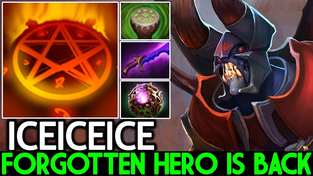 ICEICEICE [Doom] Forgotten Hero is Back Hard Counter Morphling Dota 2
