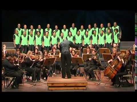 SABC Choir - The Heavens Are Telling(From Creation) (Journey of the SABC Choir)