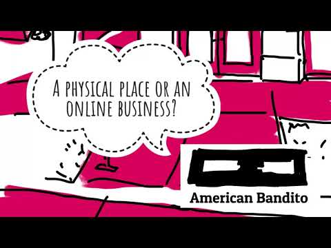 Why open a physical place for art instead of an online business? - American Bandito Season 2 Ep 4