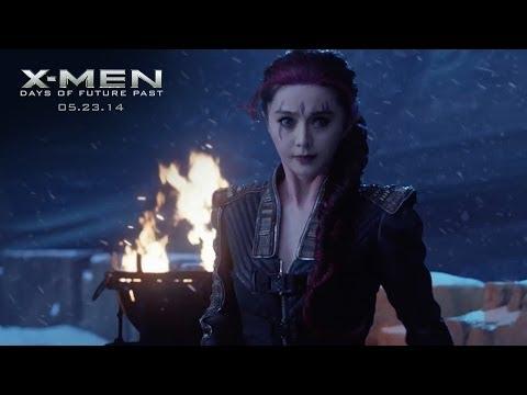 "X-Men: Days of Future Past   ""Blink"" Power Piece [HD]   20th Century FOX"