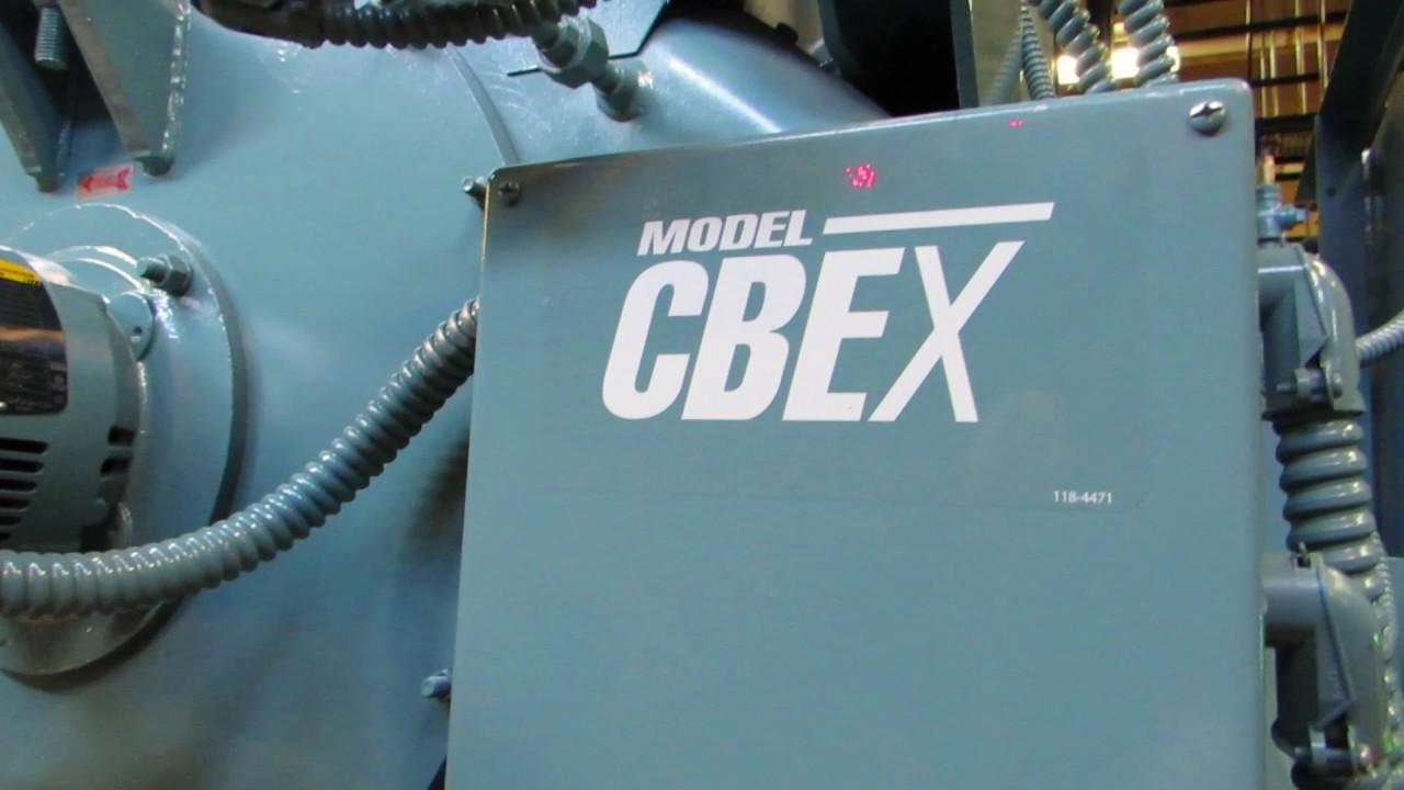 Cleaver Brooks CBEX Boiler - CANNEPP @ Burnaby General Hospital ...