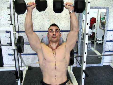 Programme de Musculation Épaules et Triceps en salle 001