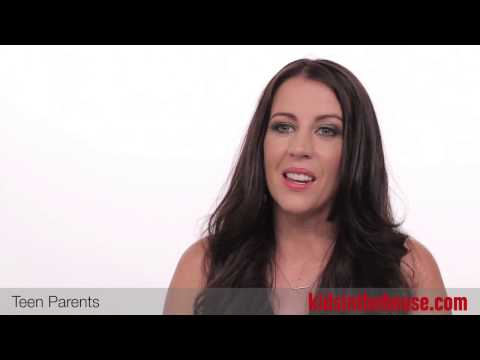 Pattie Mallette, Gives Advice to Pregnant Teens and Teen Parents
