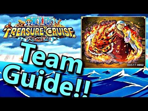 Legend Akainu Team Guide!! | One Piece Treasure Cruise