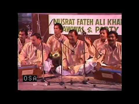 Husan Walo Se Allah Bachaye - Ustad Nusrat Fateh Ali Khan - OSA Official HD Video