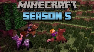 Minecraft | WondermentMC Season 5 - Prologue