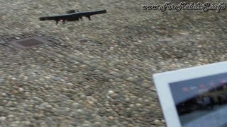 Parrot AR.Drone 2.0 Power Edition - Official demonstration