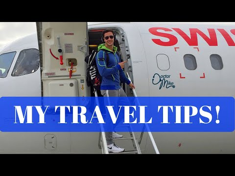 A DOCTOR'S TRAVEL TIPS! | Doctor Mike