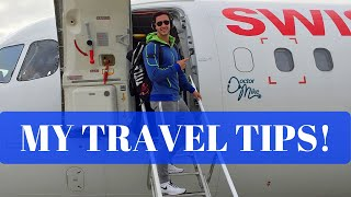 MY TRAVEL TIPS! | Doctor Mike