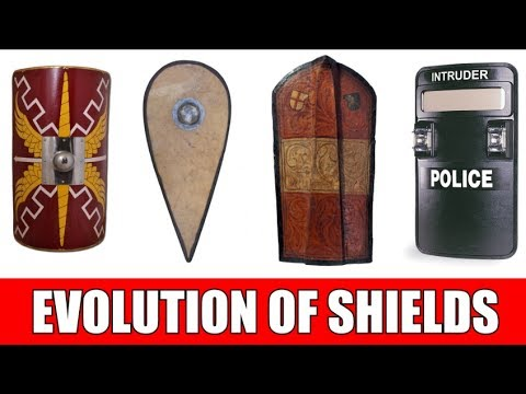 The Evolution Of The Shield