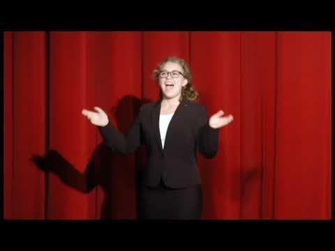 Ponca City High School Panic 2016 - The Final Debate Skit