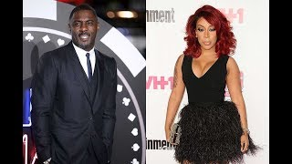 K. MICHELLE DROPS A BOMBSHELL ON IDRIS ELBA'S 'BEDROOM TALENT'