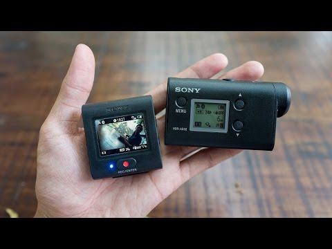 Tinhte.vn - Trên tay máy quay hành động Sony Action Cam AS50R