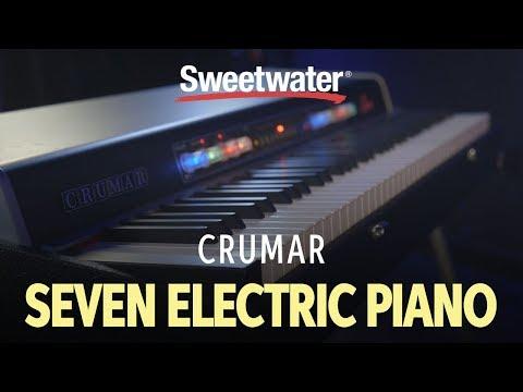 Crumar Seven Electric Piano Review