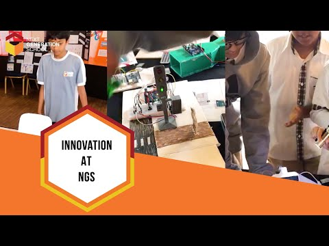 Innovation at NGS   Next Generation School Dubai