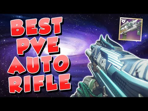 NEW Iron Banner Auto Rifle! Best PvE AR? [Destiny 2] thumbnail
