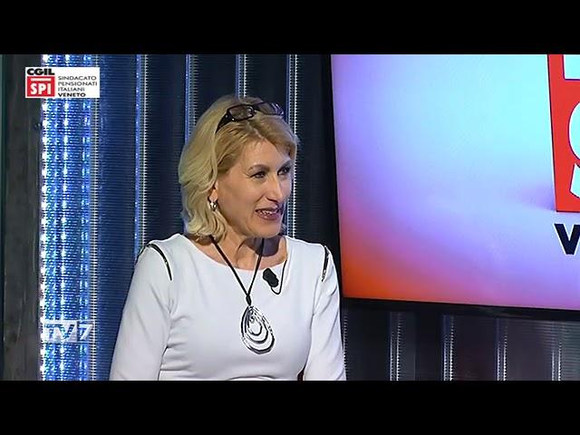 Spi Cgil con Voi sera del 09.04.2019 - Chiara Bonato racconta lo Spi Cgil di Vicenza