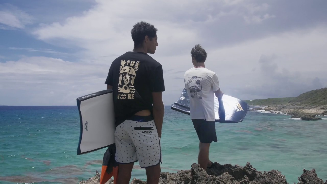 PRIDE BODYBOARDS RELEASES ECO-FRIENDLY BOARDSHORTS