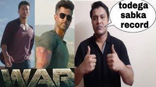 war movie teaser public review|war movie release date|war hindi movie|tiger shroff war movie