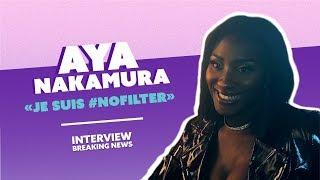 L'interview Breaking News d'Aya Nakamura