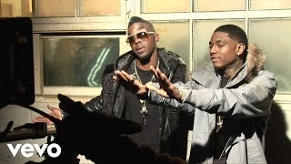 Roscoe Dash - All The Way Turnt Up (Behind The Scenes) ft. Soulja Boy Tell'em