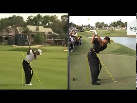 Tiger Woods Golf Swing - Craig Hanson Golf - YouTube