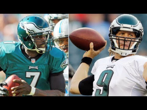 Michael Vick vs Nick Foles