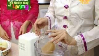 加多加多: 純素什錦配花生醬(馬來語)