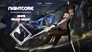 nightcore zedd ignite finals remix