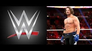Wird die WWE machen AJ Styles ein TOP-STAR???