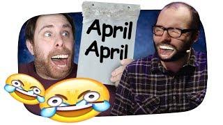 Die cringeigsten Aprilvideos 2019 ft. Just Nero, Davinci, Artikel 5  - Kuchen Talks #375