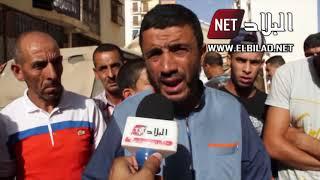 """سكان وهران يطالبون بإعدام قاتل و مغتصب الطفلة """"سلسبيل"""""""