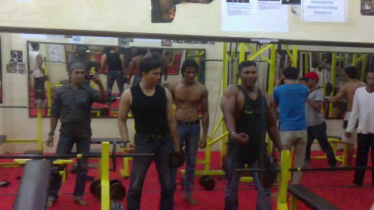 body fitness masters