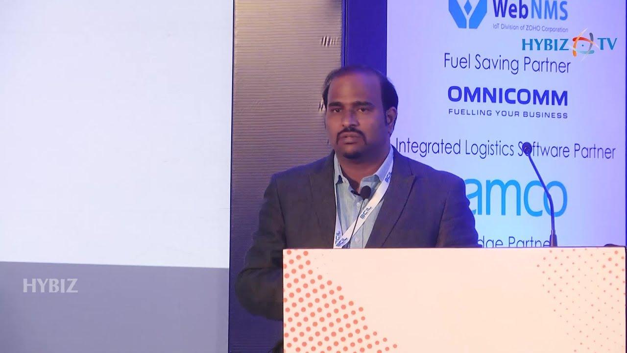 vishal kumar- Innovative Foods Ltd (Sumeru)   Global Logistics Show 2019