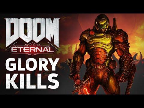DOOM Eternal: Glory Kills Compilation