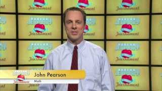 Teachers Tournament - John Pearson Bio | Jeopardy!