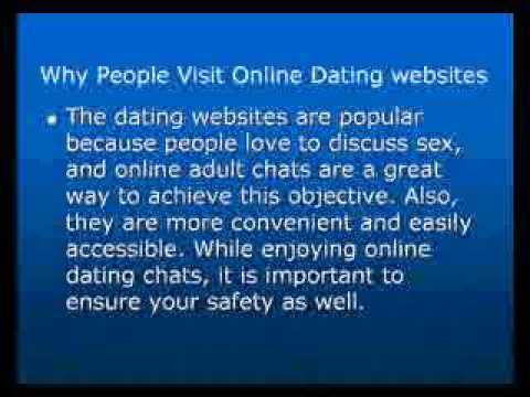 Online adult chatting sites